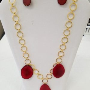 Red Tagua Gold 24i 60 + 15
