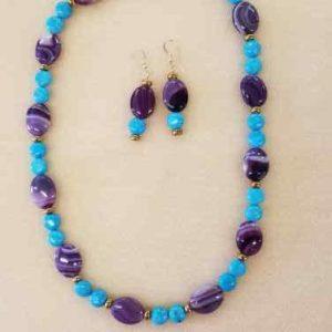 Amethyst turquoise 20i 75 +20