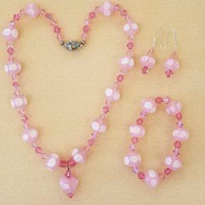 SBO135s Pink set