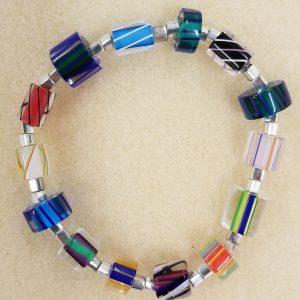 Furnace Glass Bracelet 2