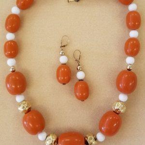 567n Orange.white.gold