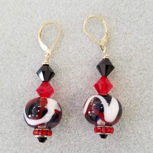 SBO168e red black white