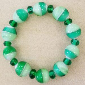 SBO185 green bracelet