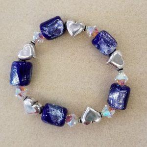 SBO187 Blue Dioch hearts