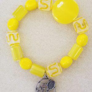 627b yellow tennis