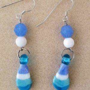 SBO191e Blue Dangle