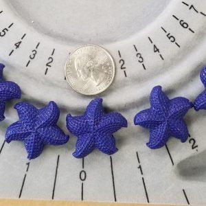 2032 Lg Blue starfish