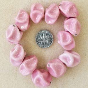 2068 rose ceramic