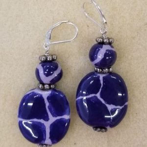 916e Kazuri Purple