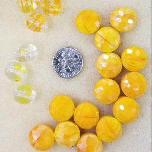 2233 orange mix facet