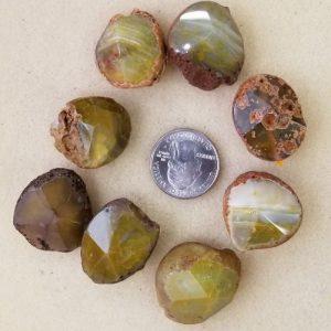 2273 faceted gr gem stones