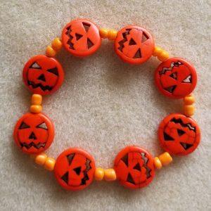 1076b Halloween Bracelet 2
