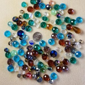 2613 Assorted Color crystals