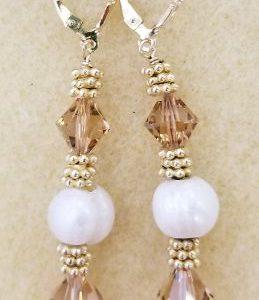 1025e gld Swarov pearl