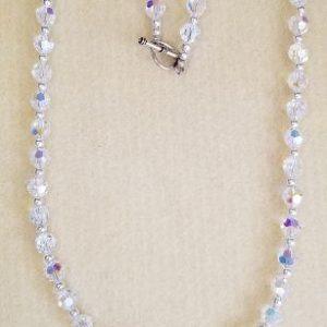 498 crystal neckace