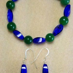 1102 blue green set 2